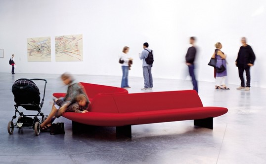 Sofa - Moroso - Serpentine