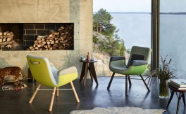 Sessel - Vitra - East River Chair