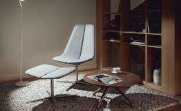 Lounge Sessel - Wagner - W-Lounge Chair 2