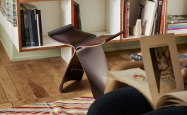 Hocker - Vitra - Butterfly Stool