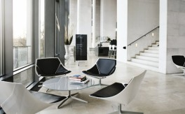 Lounge Sessel - Fritz Hansen - Space