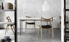 Stuhl - Carl Hansen & Son - CH29 | Sawbuck Chair
