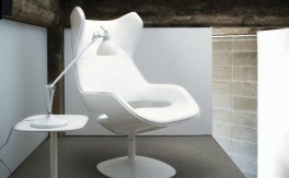 Lounge Sessel - Zanotta - Evolution