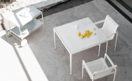 Gartentisch - Knoll - 1966 Dining Table