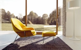 Sessel - Knoll - Saarinen Womb Chair