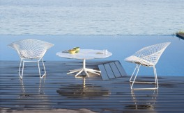 Gartentisch - Knoll - Petal® Coffee Table