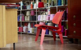 Stuhl - Vitra - Plywood Group