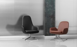 Lounge Sessel - Normann Copenhagen - Era Swivel Drehsessel