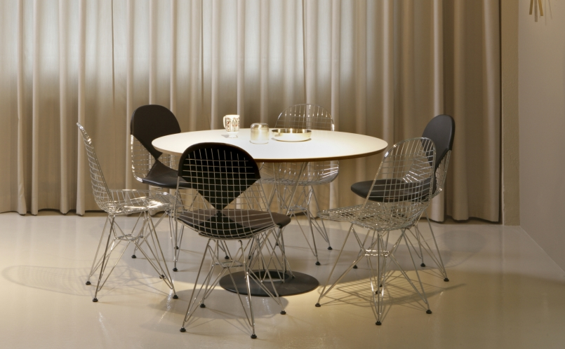Stuhl - Vitra - Wire Chair DKR