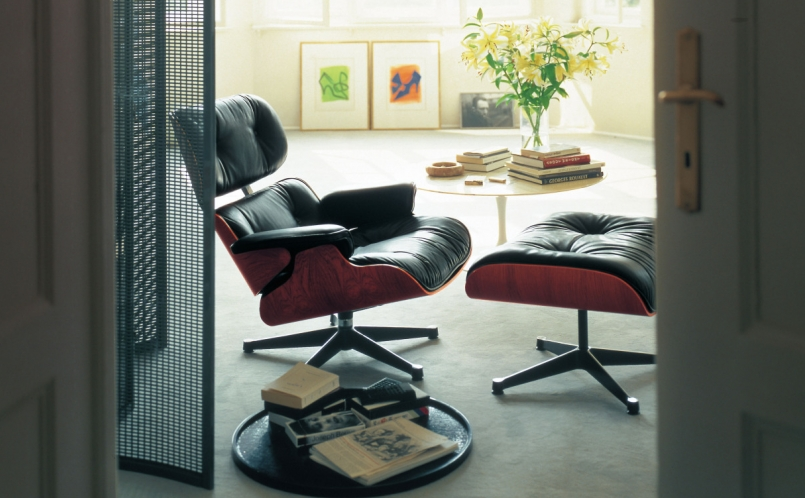 Lounge Sessel - Vitra - Eames Lounge Chair