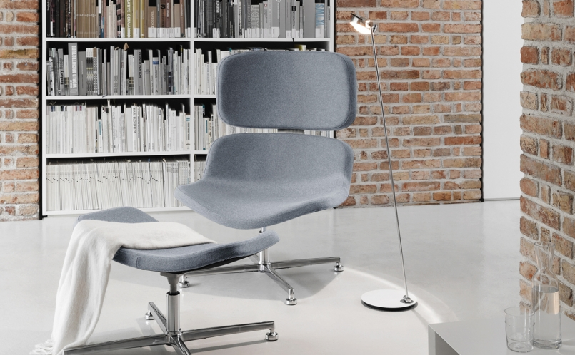 Lounge Sessel - Wagner - W-Lounge Chair 3