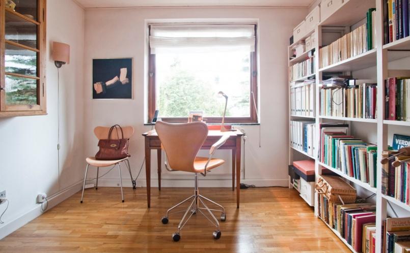 b rostuhl serie 7 drehstuhl fritz hansen marcus hansen m nchen. Black Bedroom Furniture Sets. Home Design Ideas