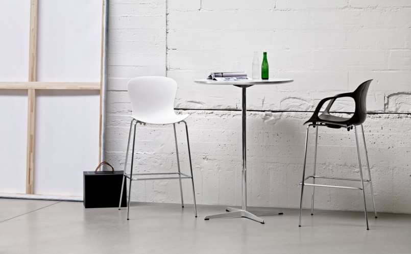 barhocker nap barstuhl fritz hansen marcus hansen m nchen. Black Bedroom Furniture Sets. Home Design Ideas