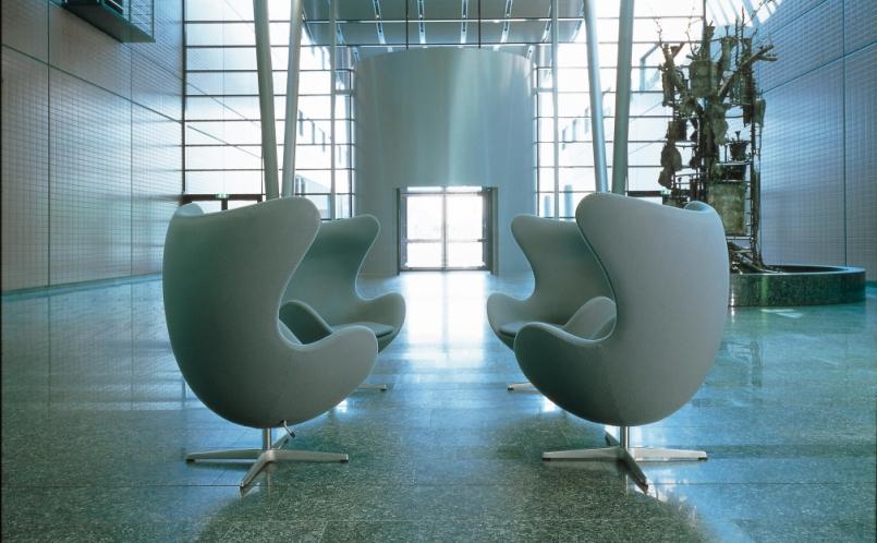 Lounge Sessel Das Ei, Fritz Hansen - Marcus Hansen München