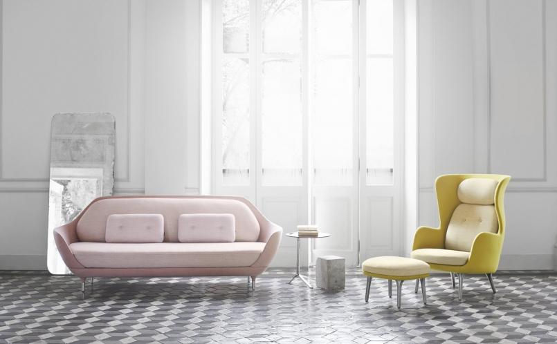 Lounge Sessel Ro, Fritz Hansen - Marcus Hansen München