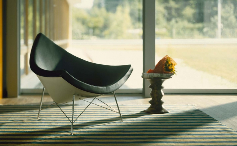 Sessel - Vitra - Coconut Chair