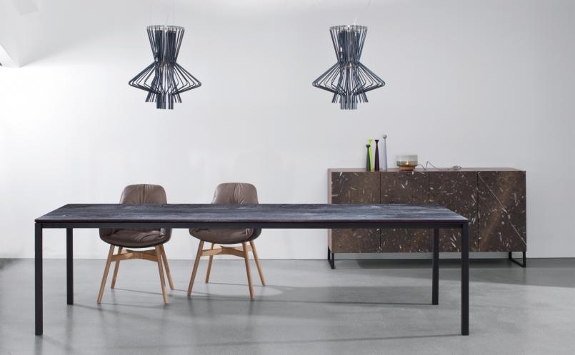 tisch s 600 tisch janua marcus hansen m nchen. Black Bedroom Furniture Sets. Home Design Ideas