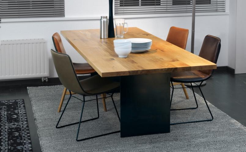 tisch sc 41 janua marcus hansen m nchen. Black Bedroom Furniture Sets. Home Design Ideas