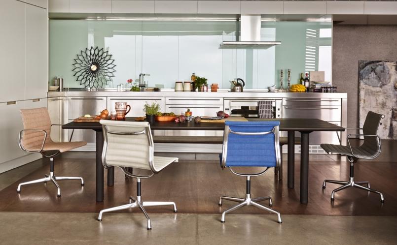 Konferenzstuhl vitra  Konferenzstuhl Aluminium Chairs EA 101, 103, 104, Vitra - Marcus ...