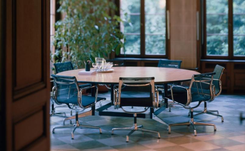 Konferenzstuhl vitra  Konferenzstuhl Aluminium Chairs EA 105, 107, 108, Vitra - Marcus ...