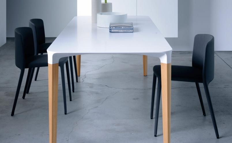 tisch beam mdf italia marcus hansen m nchen. Black Bedroom Furniture Sets. Home Design Ideas