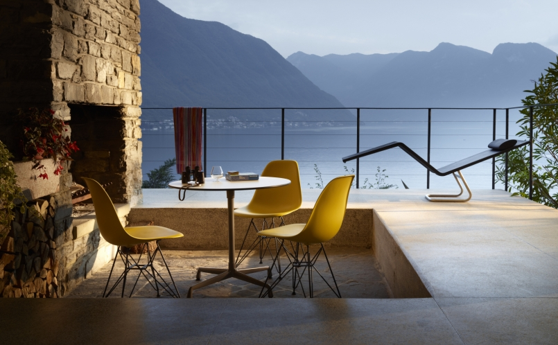 Stuhl Eames Plastic Side Chair Dsr Vitra Marcus Hansen München