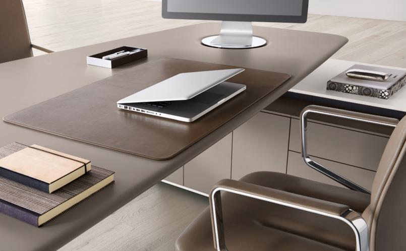 schreibtisch keypiece communication desk walter knoll marcus hansen m nchen. Black Bedroom Furniture Sets. Home Design Ideas