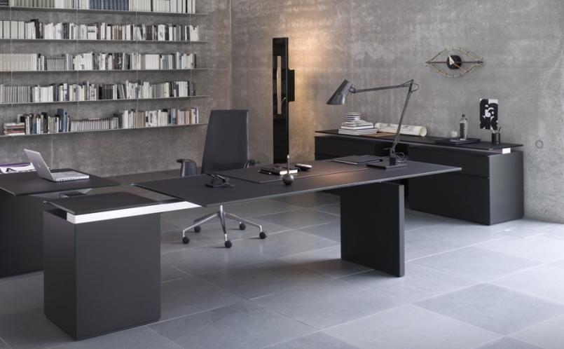 schreibtisch icon walter knoll marcus hansen m nchen. Black Bedroom Furniture Sets. Home Design Ideas