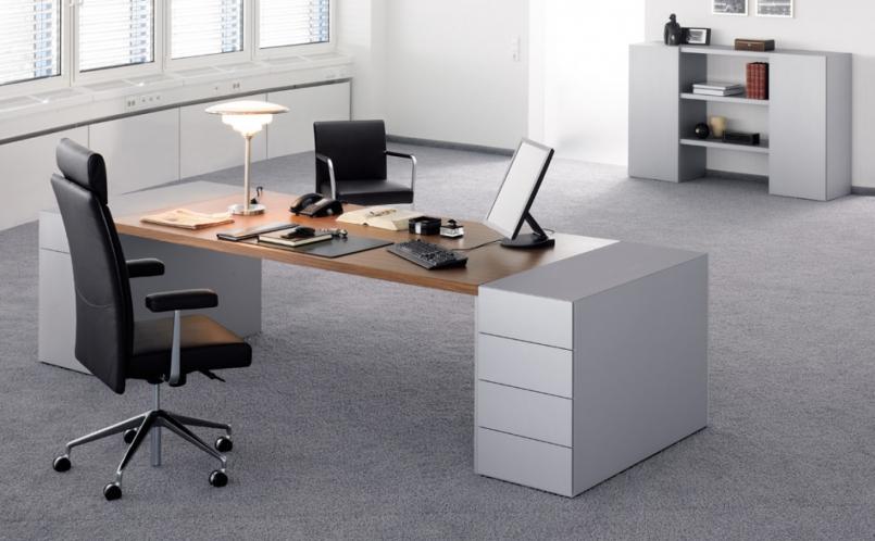 schreibtisch stage walter knoll marcus hansen m nchen. Black Bedroom Furniture Sets. Home Design Ideas