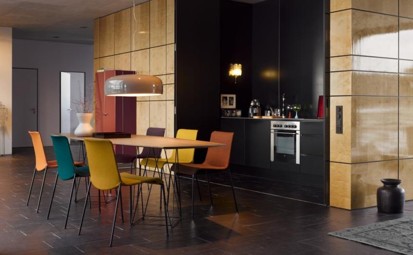stuhl liz walter knoll marcus hansen m nchen. Black Bedroom Furniture Sets. Home Design Ideas