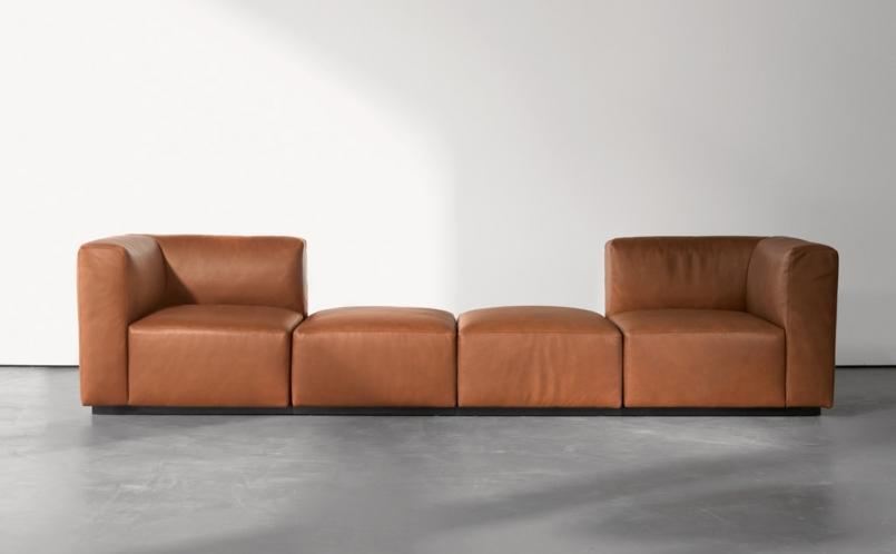 sofa living landscape 730 walter knoll marcus hansen m nchen. Black Bedroom Furniture Sets. Home Design Ideas