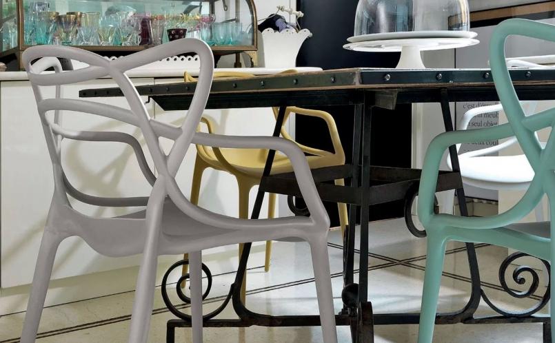 stuhl masters kartell marcus hansen m nchen. Black Bedroom Furniture Sets. Home Design Ideas
