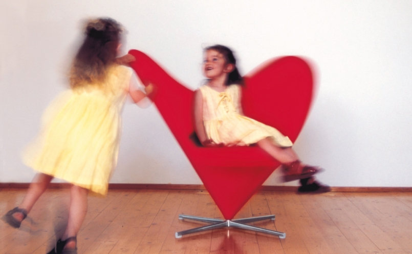 Sessel - Vitra - Heart Cone Chair