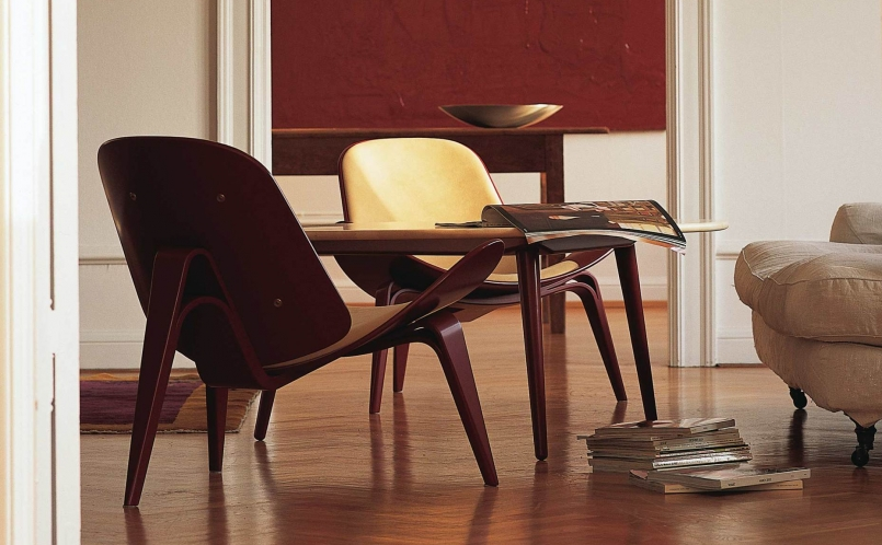 Sessel - Carl Hansen & Son - CH07 | Shell Chair