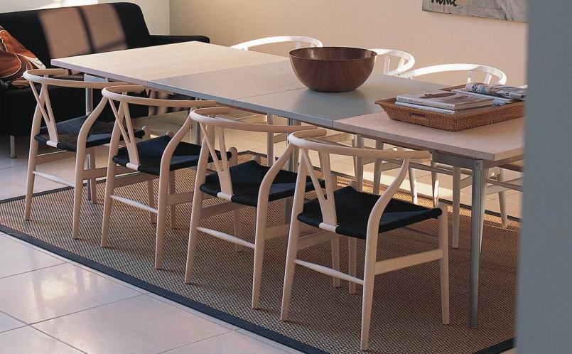 stuhl ch24 wishbone chair carl hansen son marcus hansen m nchen. Black Bedroom Furniture Sets. Home Design Ideas