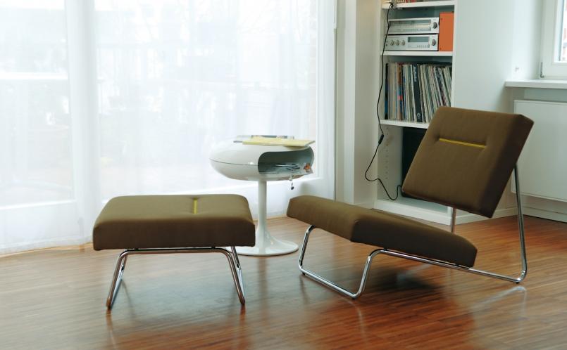 Lounge Sessel Lounge Chair Hirche Richard Lampert