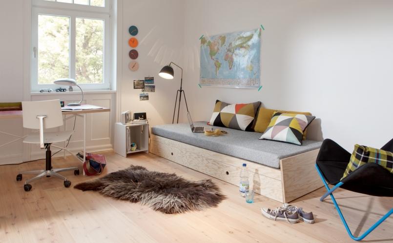 bett l nneberga stapelbett richard lampert marcus. Black Bedroom Furniture Sets. Home Design Ideas