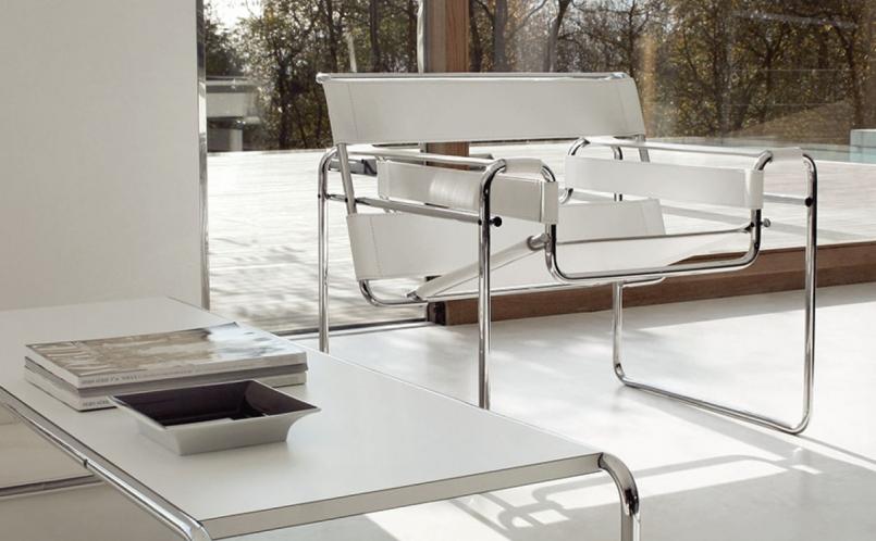lounge sessel wassily stuhl b3 knoll marcus hansen. Black Bedroom Furniture Sets. Home Design Ideas