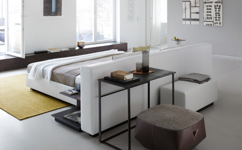 bett yuuto walter knoll marcus hansen m nchen. Black Bedroom Furniture Sets. Home Design Ideas