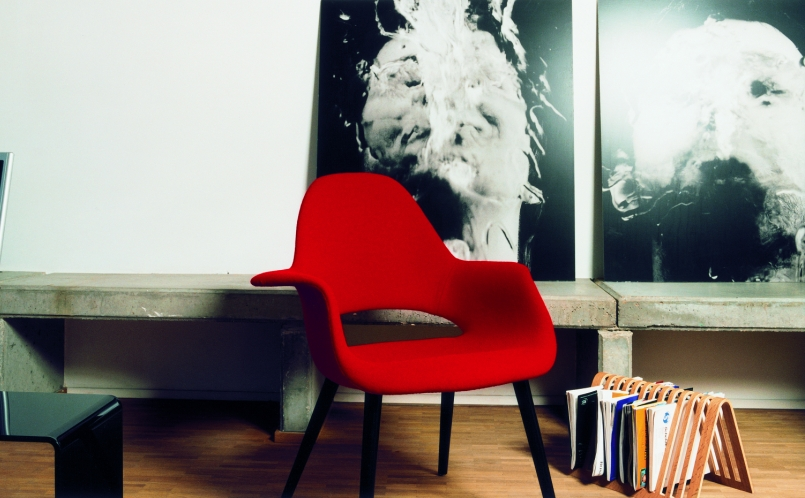 Sessel - Vitra - Organic Chair