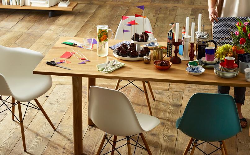 Stuhl Eames Plastic Side Chair Dsw Vitra Vitra Marcus Hansen Munchen