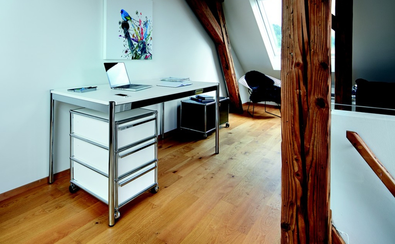 schreibtisch usm haller tisch usm haller marcus hansen. Black Bedroom Furniture Sets. Home Design Ideas