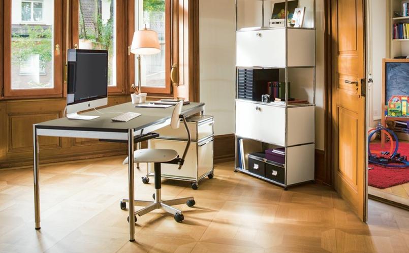 schreibtisch usm haller tisch usm haller marcus hansen m nchen. Black Bedroom Furniture Sets. Home Design Ideas