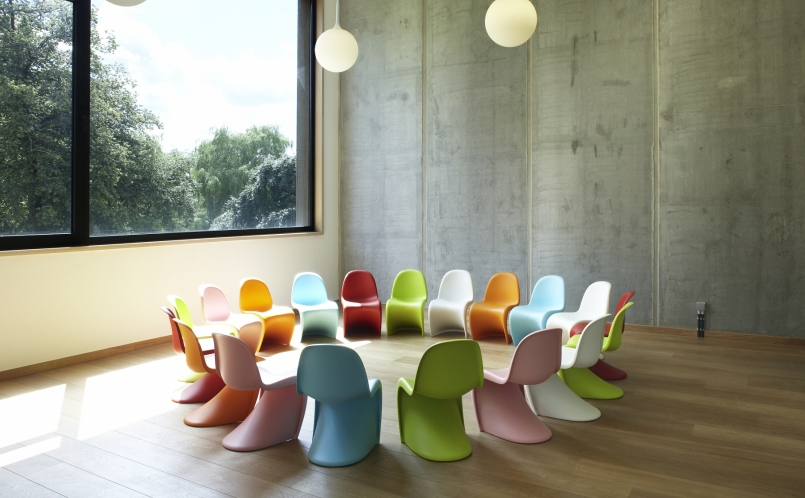 Kinderstuhl - Vitra - Panton Junior