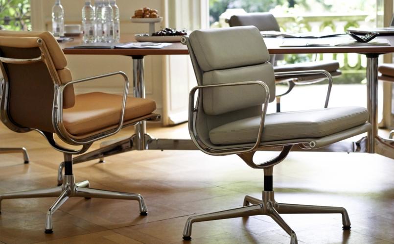 konferenzstuhl soft pad group vitra marcus hansen m nchen. Black Bedroom Furniture Sets. Home Design Ideas